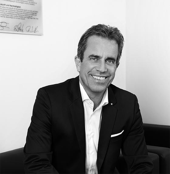 Geschäftsführender Gesellschafter Achim S. Dawedeit